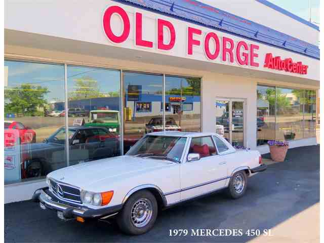 1979 Mercedes-Benz 450SL | 982415