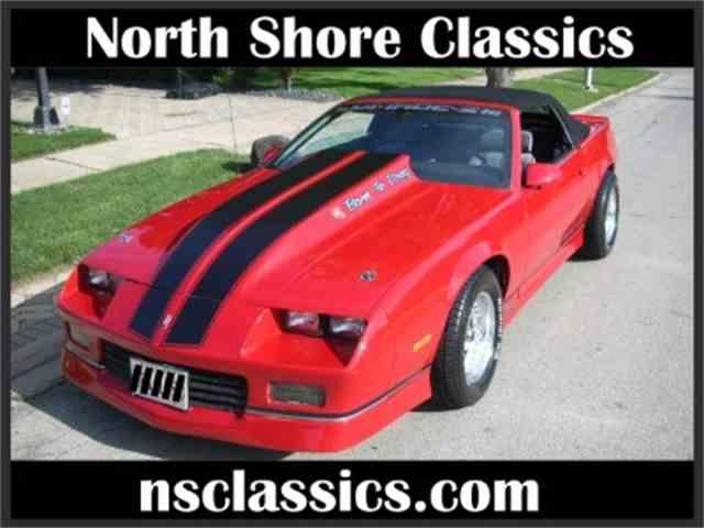 1988 Chevrolet Camaro | 982418