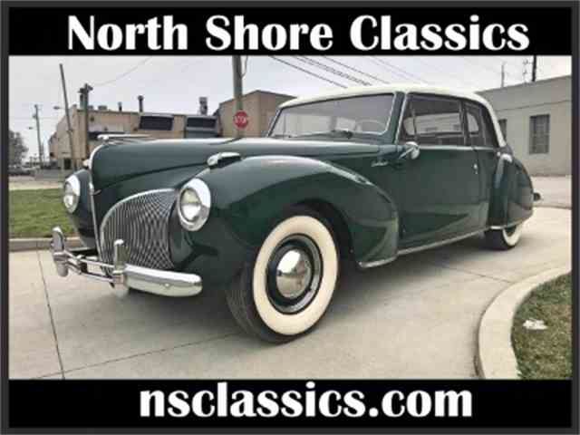 1941 Lincoln Continental | 982419