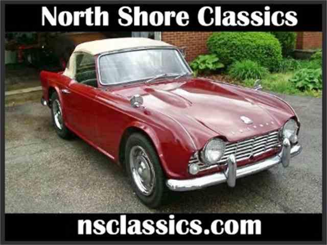 1965 Triumph TR4 | 982421