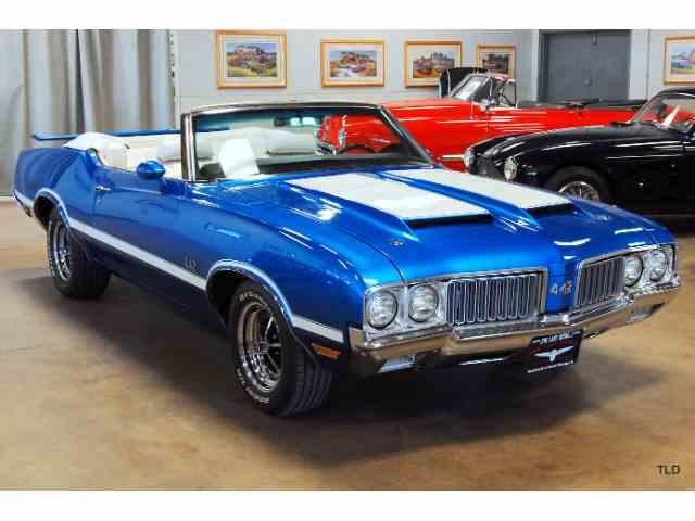 1970 Oldsmobile 442 | 982423