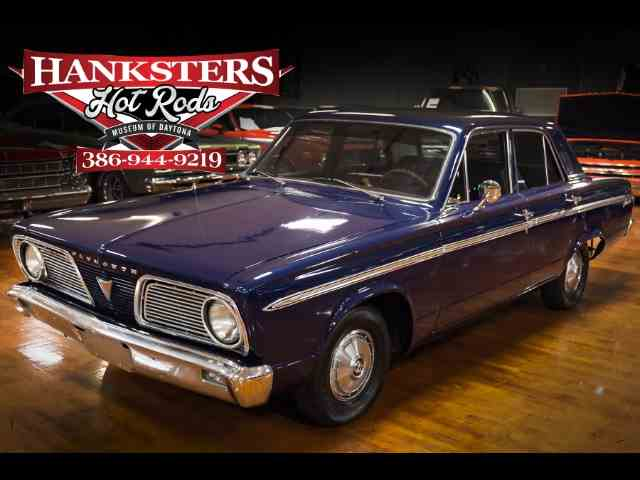 1966 Plymouth Valiant | 982429