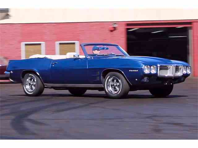 1969 Pontiac Firebird | 982430
