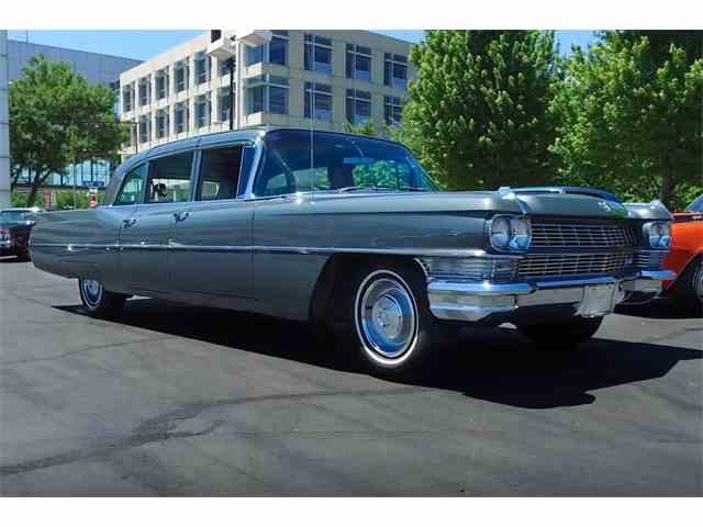 1965 Cadillac Fleetwood Limousine | 982431