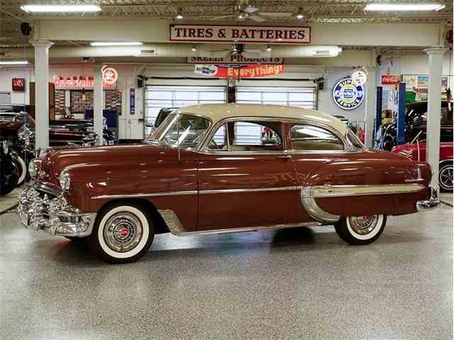1953 Chevrolet BEL AIR 2 DOOR SEDAN
