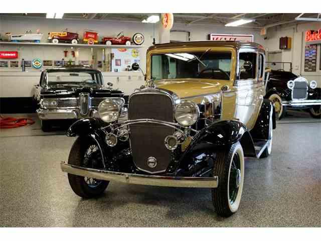 1932 Chevrolet Classic | 982441