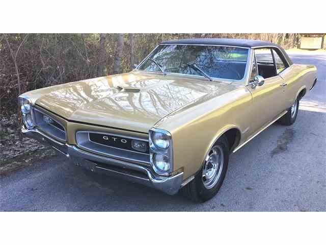 1966 Pontiac GTO | 980245