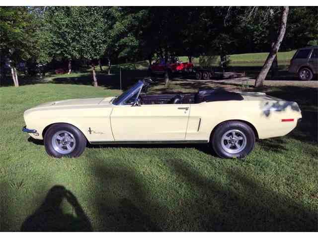 1968 Ford Mustang | 982463