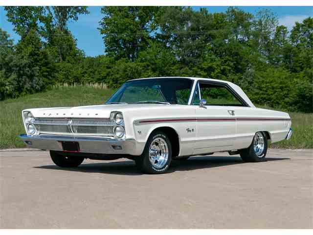 1965 Plymouth Fury III | 982465