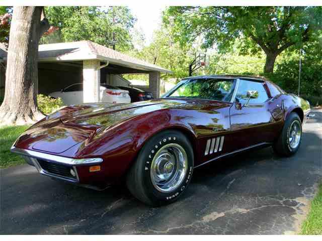 1969 Chevrolet Corvette | 982482