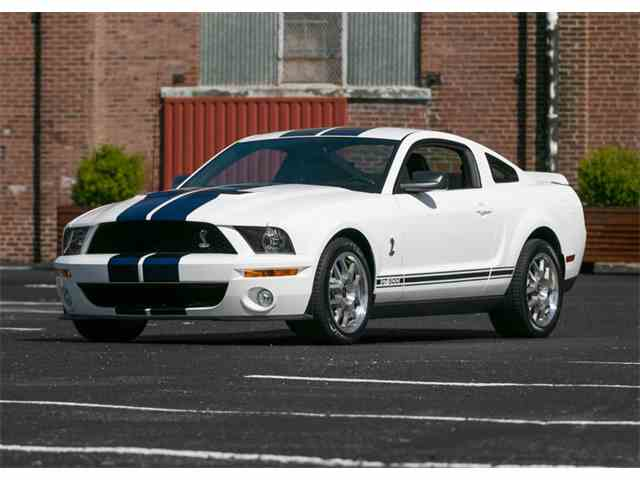 2007 Shelby GT500 | 982485