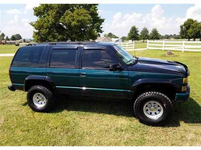 1999 Chevrolet Tahoe | 982491