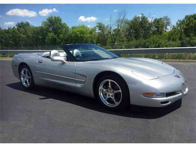 2004 Chevrolet Corvette | 982495