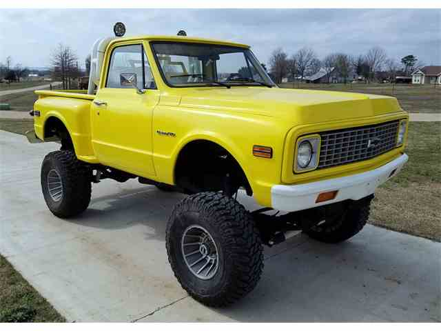 1972 Chevrolet C/K 10 | 982496