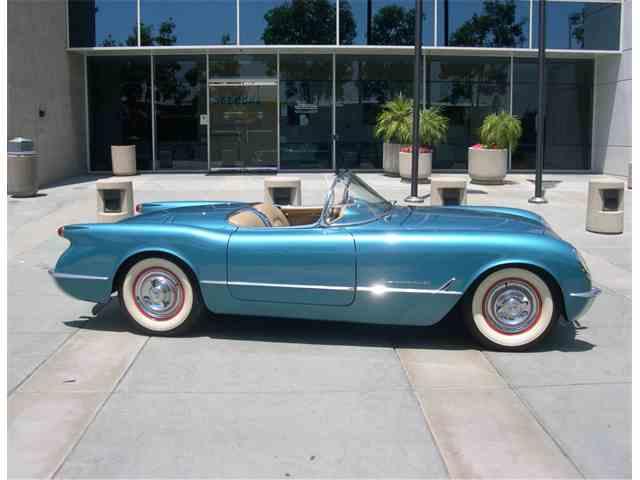 1954 Chevrolet Corvette | 980250
