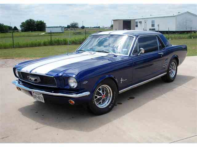 1966 Ford Mustang | 982502