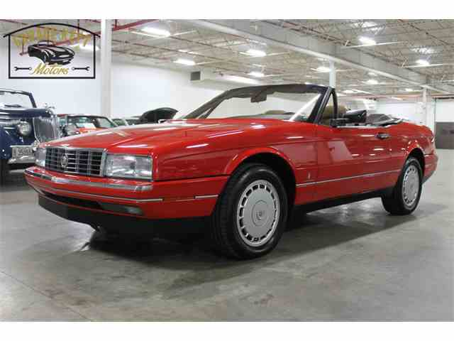 classic cadillac allante for sale on 32 available. Cars Review. Best American Auto & Cars Review