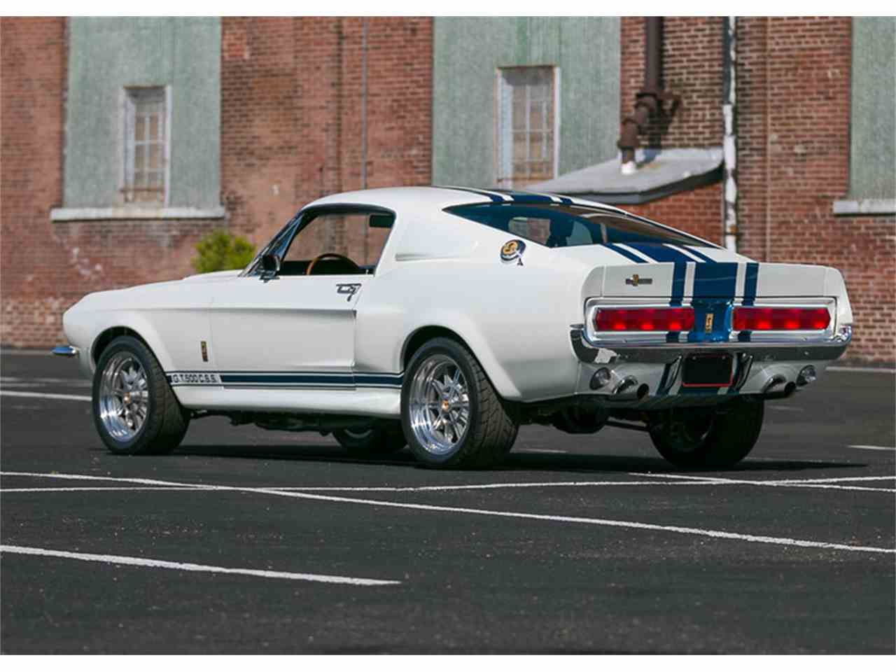 1967 shelby gt500 css continuation series for sale cc 982509. Black Bedroom Furniture Sets. Home Design Ideas
