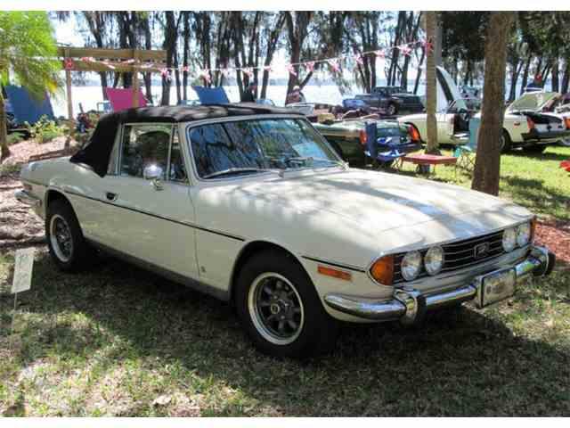 1973 Triumph Stag | 982510