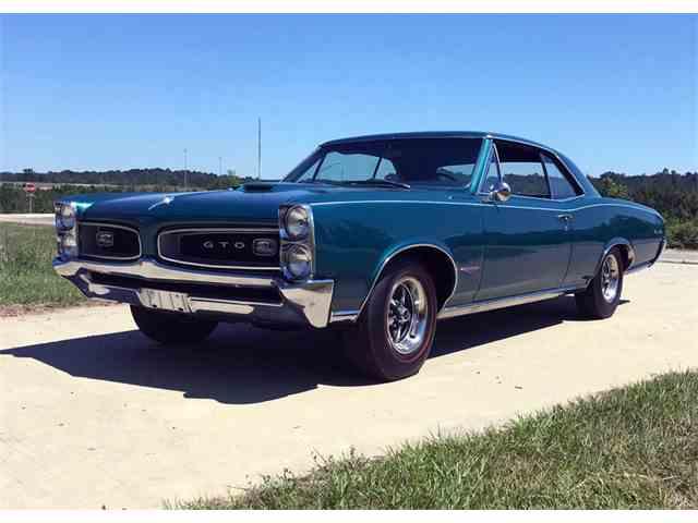 1966 Pontiac GTO | 982513