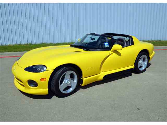 1995 Dodge Viper | 982514