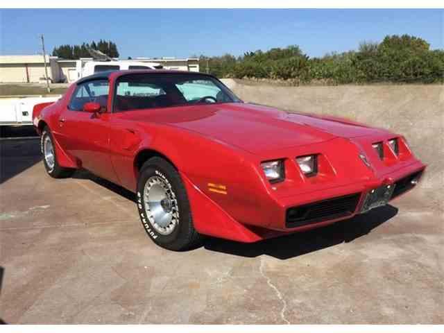 1980 Pontiac Firebird Trans Am | 982526
