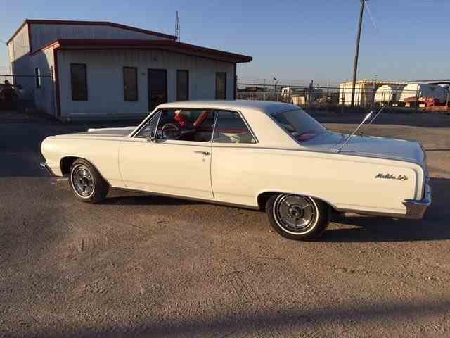 1964 Chevrolet Malibu Chevelle Super Sport | 982527