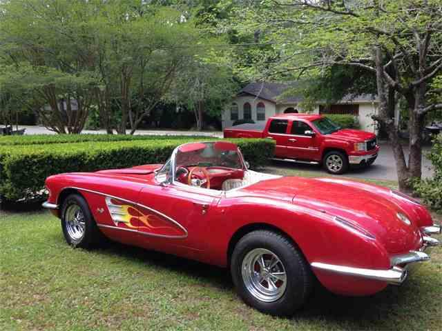 1960 Chevrolet Corvette | 980253