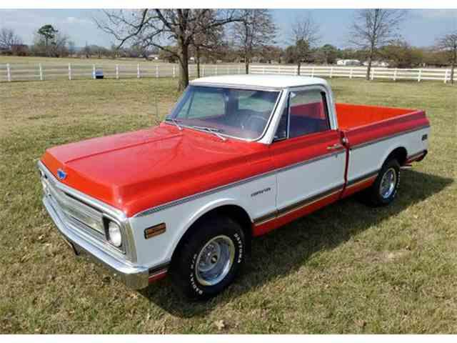 1970 Chevrolet C/K 10 | 982533