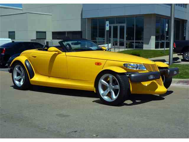 1999 Plymouth Prowler | 982534