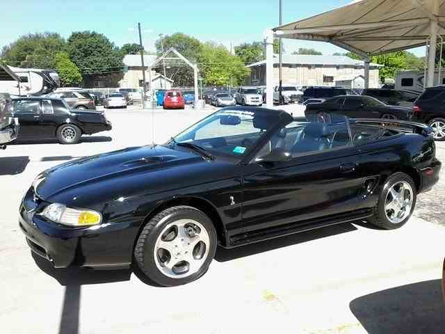 1996 Ford Mustang | 982545