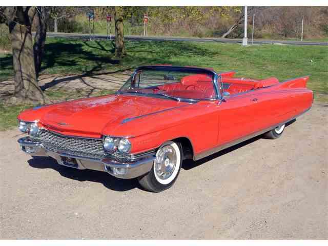 1960 Cadillac Eldorado Biarritz | 982547