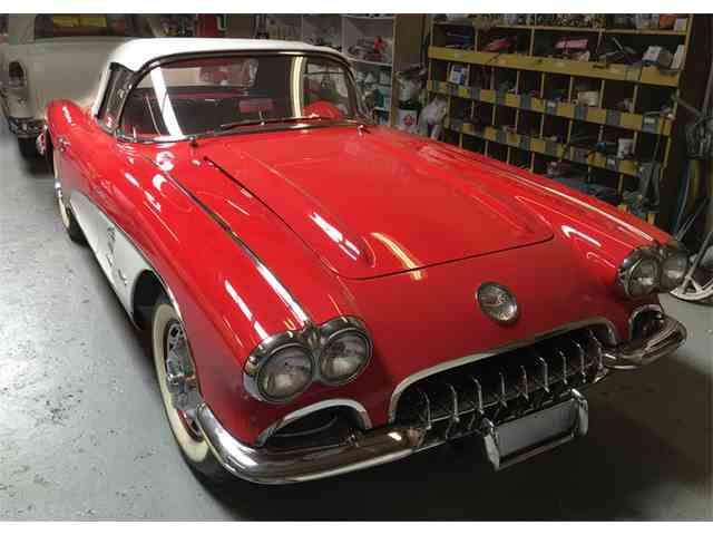 1959 Chevrolet Corvette | 982551