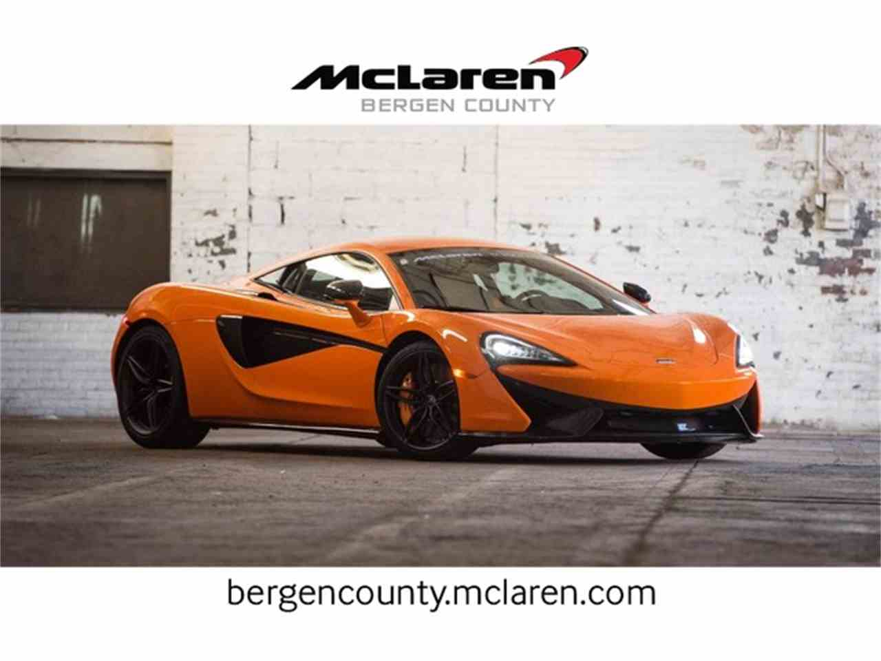 Large Picture of 2016 McLaren 570S - $199,990.00 Offered by McLaren Bergen County / Prestige - L25A