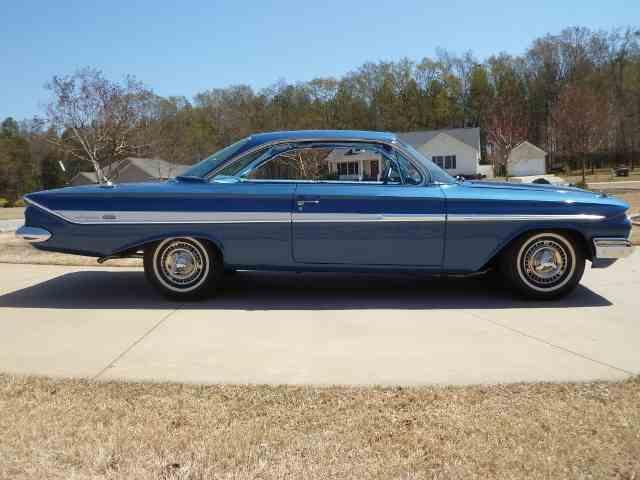 1961 Chevrolet Impala SS | 980256