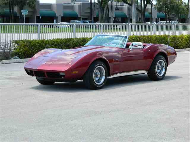 1974 Chevrolet Corvette | 982564