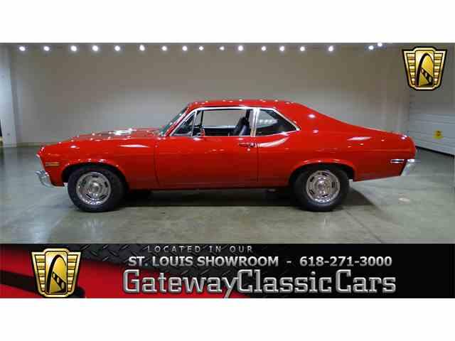 1972 Chevrolet Nova | 982577