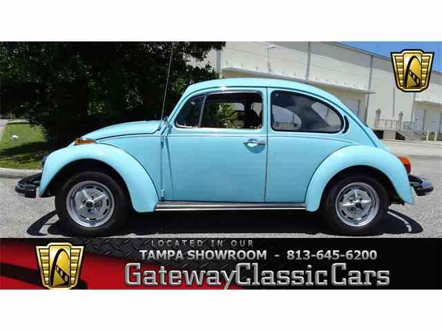 1977 Volkswagen Beetle | 982578