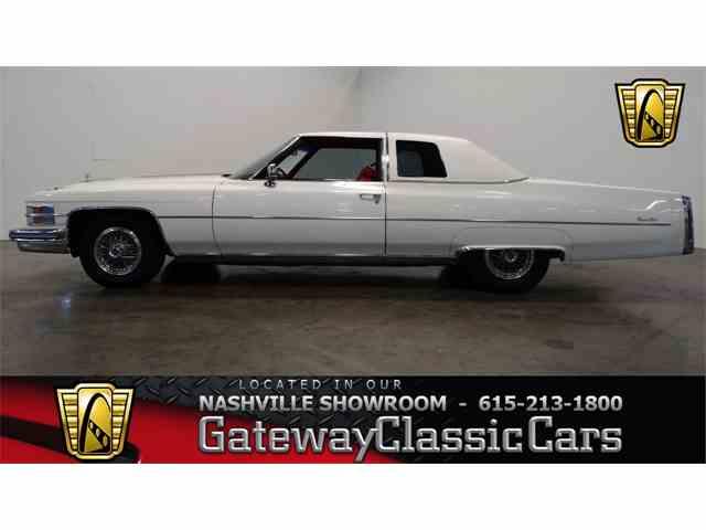 1974 Cadillac DeVille | 982580