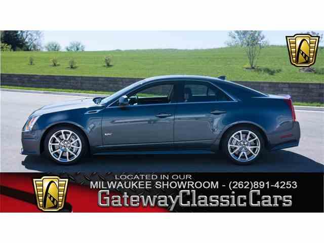 2012 Cadillac CTS | 982581