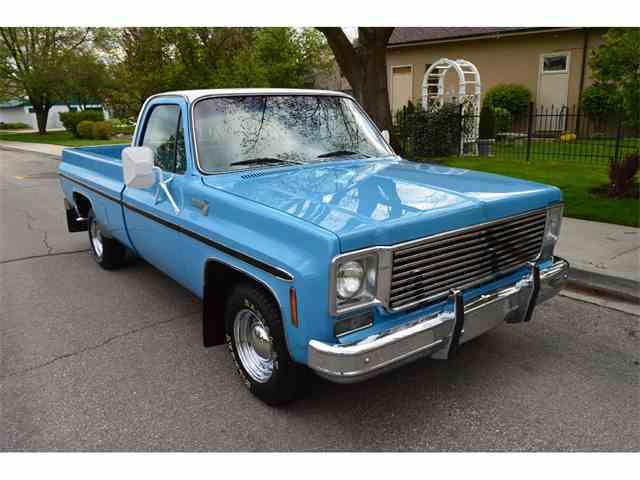 1975 Chevrolet C10 | 982590