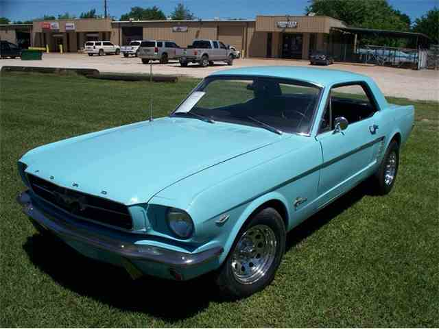 1965 Ford Mustang | 982594