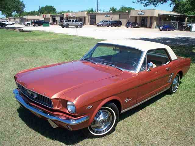 1966 Ford Mustang | 982598