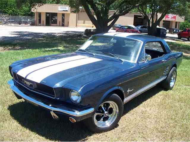 1966 Ford Mustang | 982600