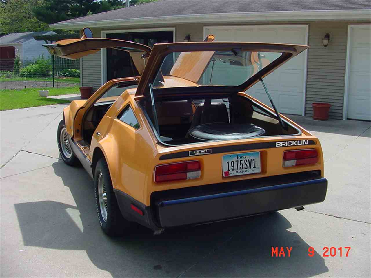 Ardell Brown Classic Cars Inventory