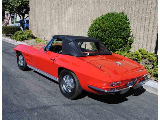 1963 Chevrolet Corvette | 980261