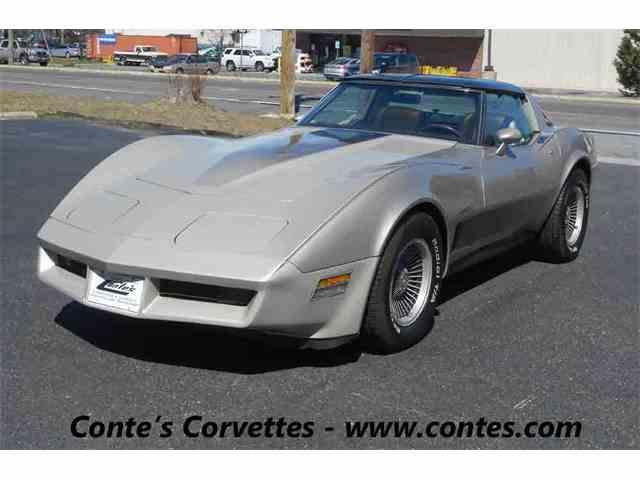 1982 Chevrolet Corvette   982611