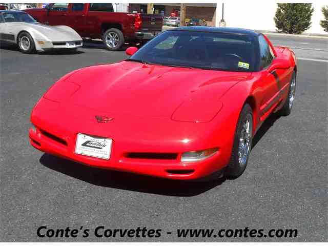 1999 Chevrolet Corvette | 982612