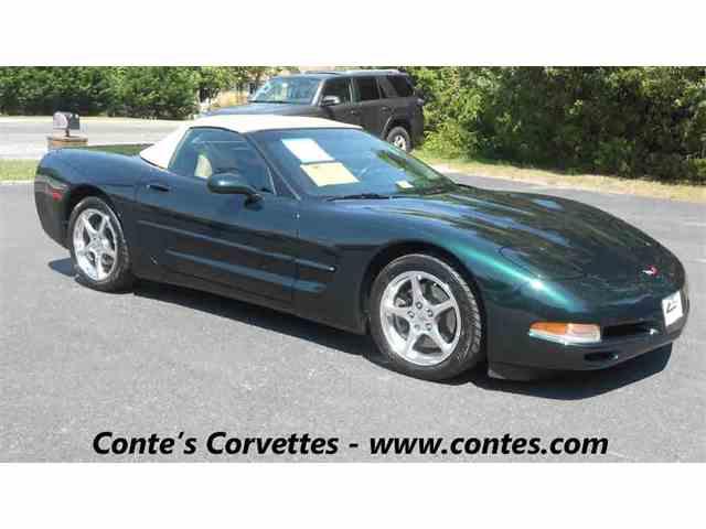 2001 Chevrolet Corvette | 982613