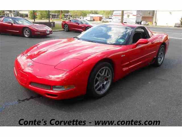2003 Chevrolet Corvette Z06 | 982615